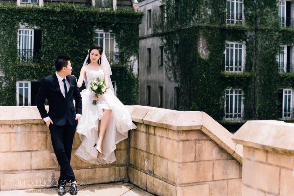 Ảnh cưới ngoại cảnh Đà Nẵng