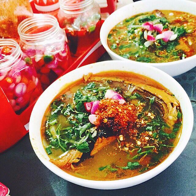 Bánh canh ruộng Đà nẵng