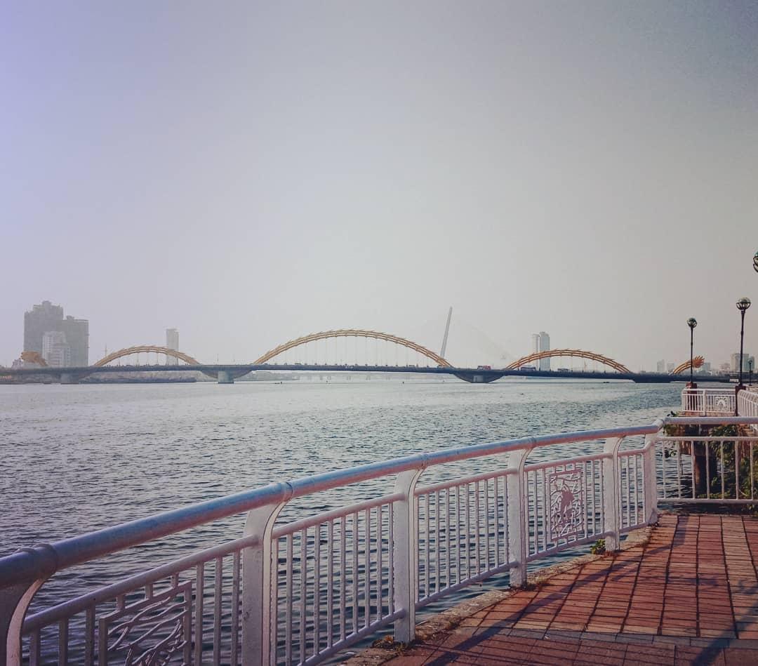 Bờ Sông Hàn Đà Nẵng