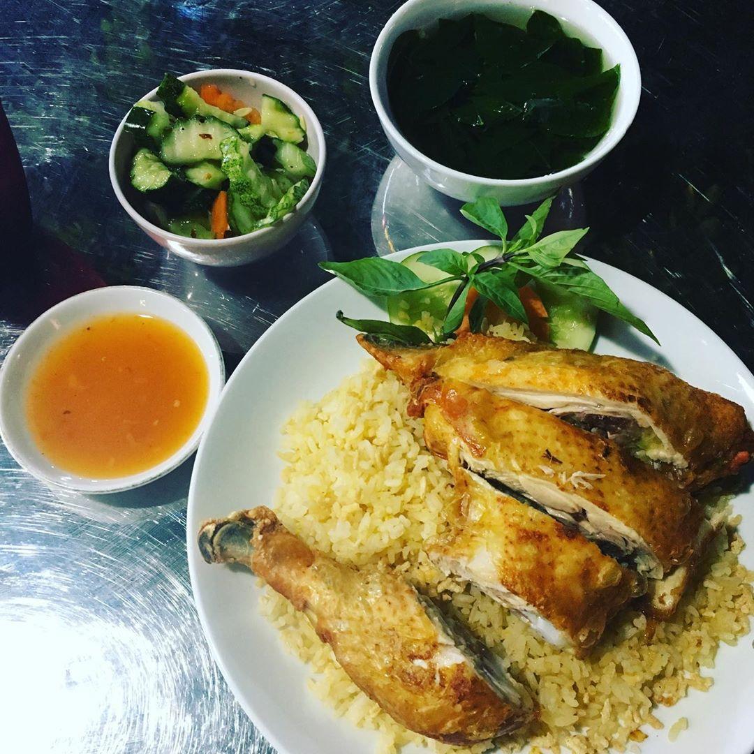 Cơm gà ngon Đà nẵng