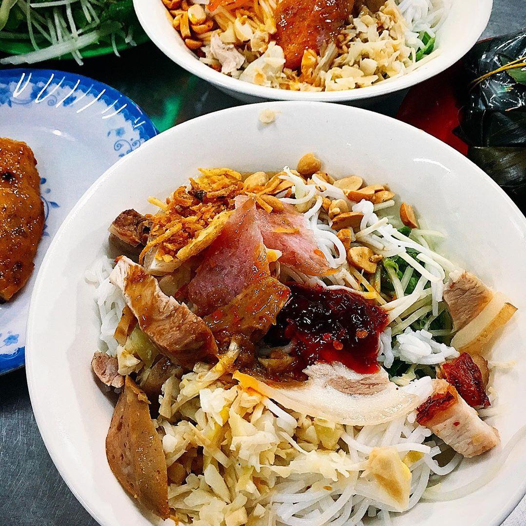 bún mắm ngon ở Đà Nẵng