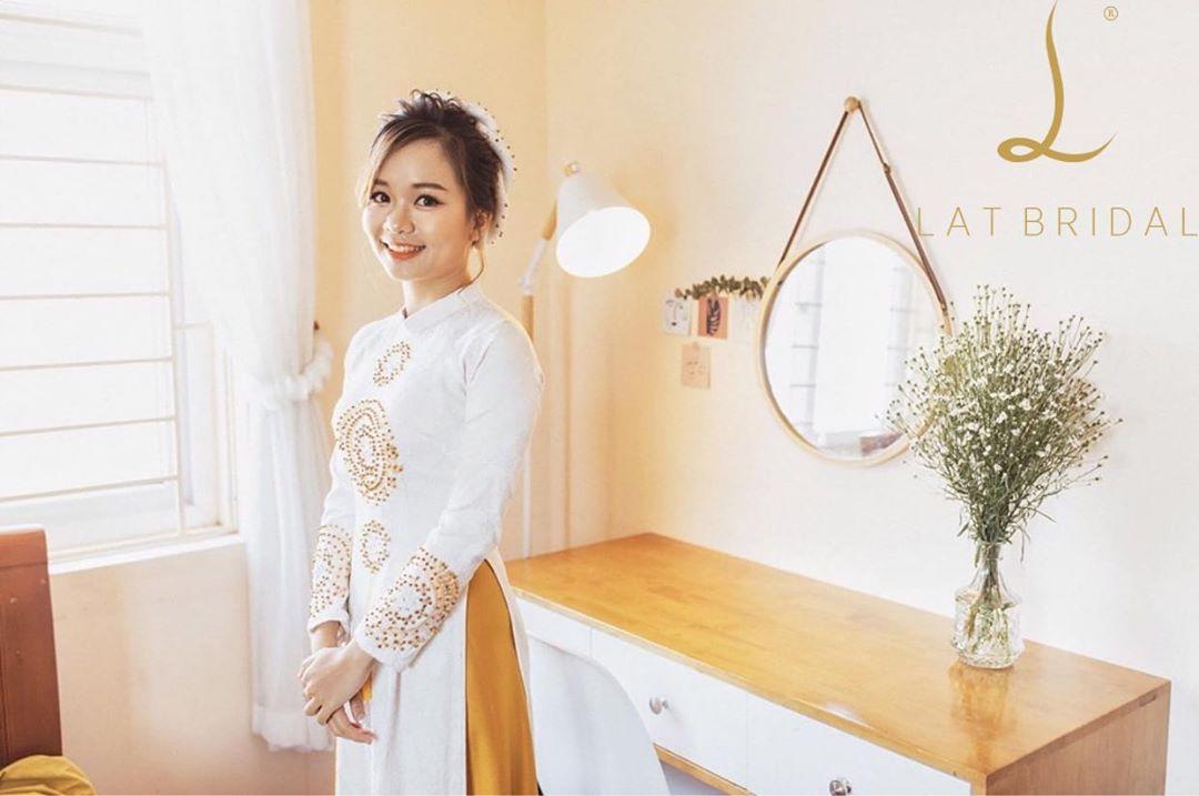 màu da khi chọn áo cưới ở đà nẵng
