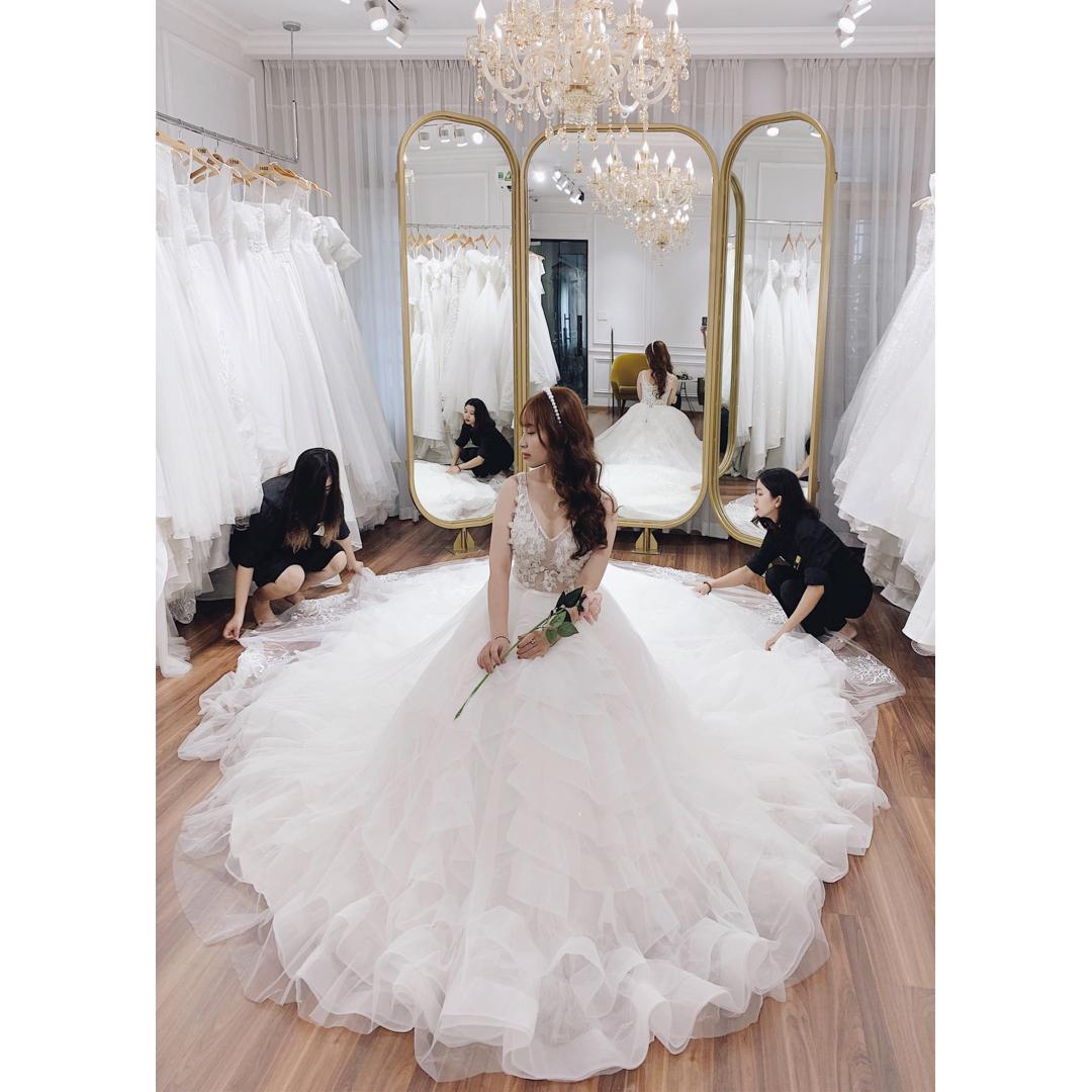 váy cưới đà nẵng đẹp